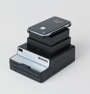 the impossible app transformer ses photos iphone en v ritables polaroids. Black Bedroom Furniture Sets. Home Design Ideas