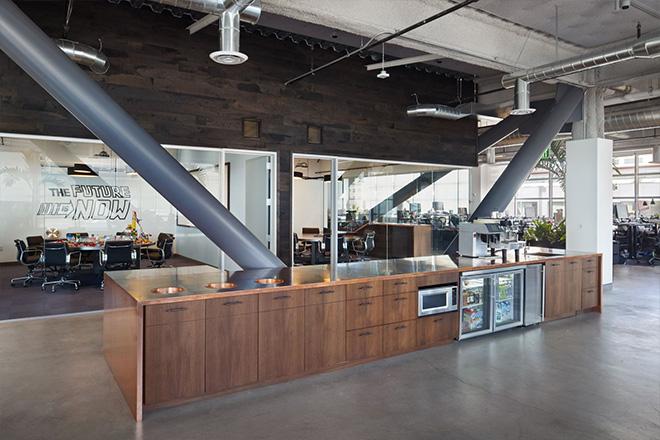 Reunion Island Coffee Head Office